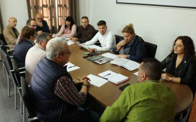 Los Realejos inicia la coordinación transversal de las Fiestas de Mayo de 2020