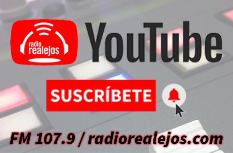 Ahora en Radio Realejos emitiremos los vídeos en directo a través de nuestro canal de Youtube