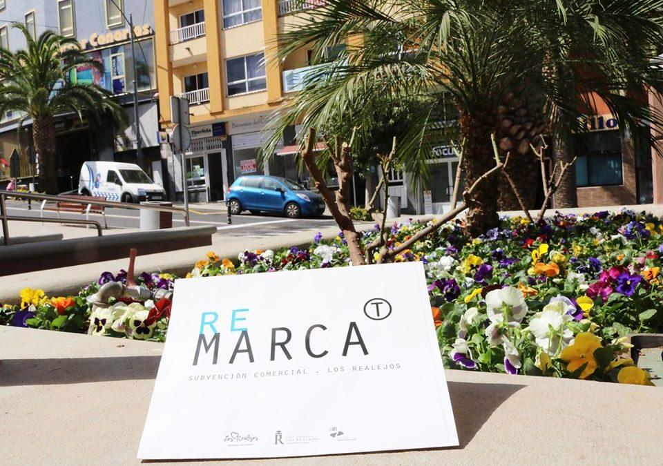 El Ayuntamiento de Los Realejos modernizará la imagen corporativa de otros 14 comercios con la subvención municipal 'reMÁRCAte' que se convocó a principios de año