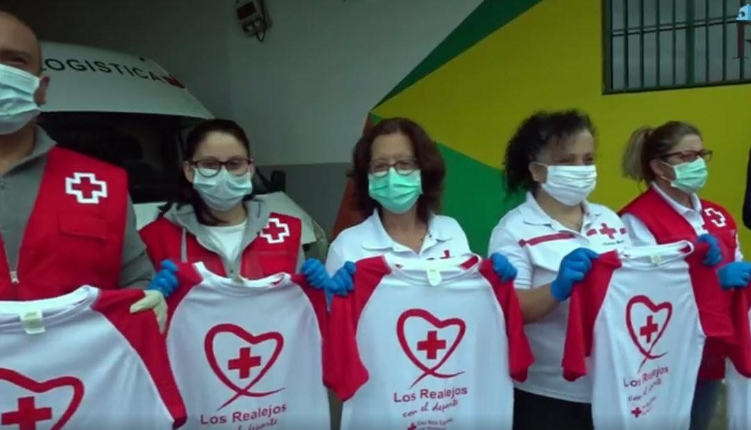 """Ayuntamiento y Cruz Roja Los Realejos lanzan la campaña """"Una cruz de solidaridad"""""""