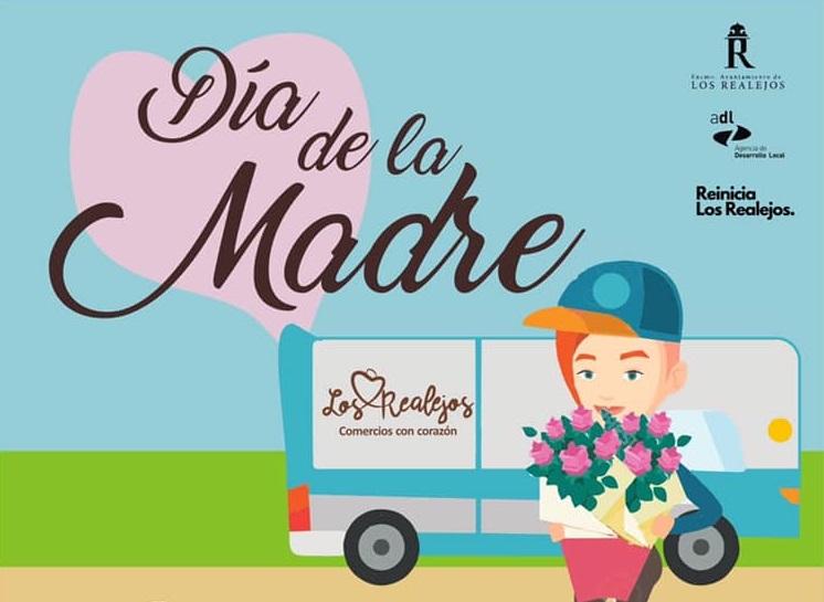"""Los Realejos promueve la campaña """"Mamá, te llevamos las flores a casa"""""""