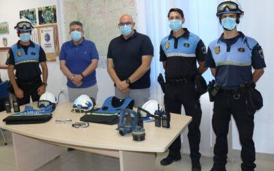 Los Realejos invierte 40.000 euros en mejorar el equipamiento de su Policía Local y amplía su plantilla con 4 nuevos agentes este mes de julio