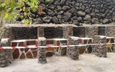 El Ayuntamiento acomete el reformado de más de una veintena de fogones en el parque recreativo de La Higuerita