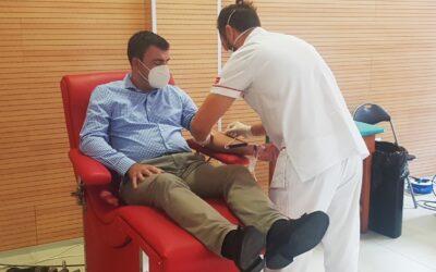 Los Realejos dona sangre, dona vida