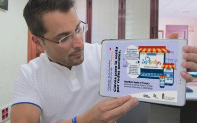 Los Realejos ofrece charlas y tutoriales personalizados a su tejido comercial para la venta por redes sociales