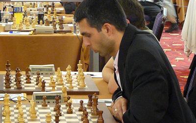 El búlgaro Alexander Delchev, Gran Maestro Internacional de Ajedrez, imparte un curso esta semana en Los Realejos