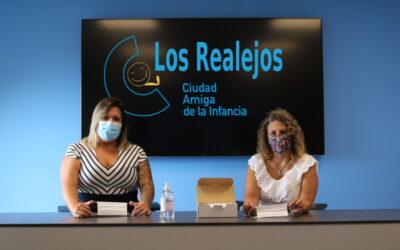 Los Realejos distribuye mascarillas infantiles de refuerzo para casos de especial necesidad en los colegios