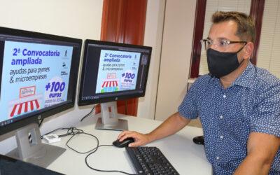 Los Realejos amplía hasta 600 euros sus ayudas a pymes y microempresas por Covid-19 con otra convocatoria