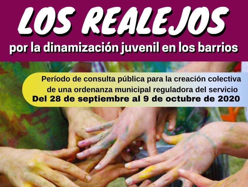 Los Realejos abre un período de consulta y participación pública para la dinamización juvenil en los barrios