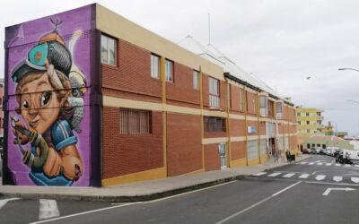 Las Escuelas Artísticas de Los Realejos inician el curso 2020/21 bajo medidas de seguridad por Covid-19