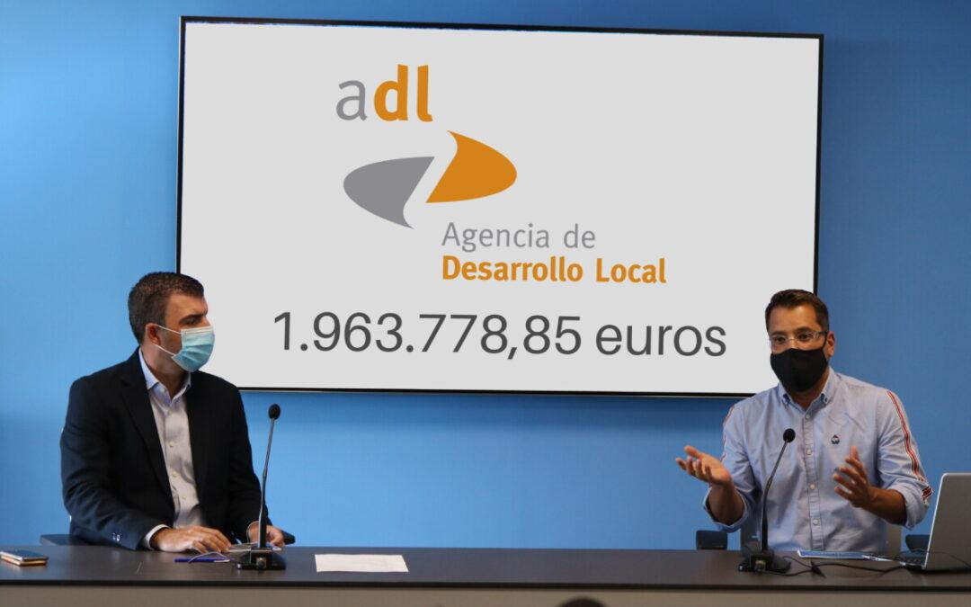 Los Realejos gestionará 1,96 millones de euros en programas de empleo y formación en 2021