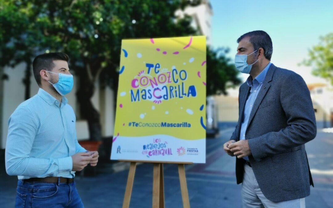 'Te conozco, mascarilla', imagen y lema para un Carnaval atípico en Los Realejos