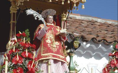 Los Realejos renueva viernes su centenario voto a San Vicente Mártir por el fin de la 'Peste de Landres'
