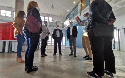 Los Realejos ofrece su Recinto Ferial en La Gañanía como centro de vacunación masiva Covid-19