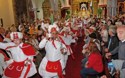 Los Realejos incoa expediente de distinción honorífica al pueblo de Sabinosa a través de su agrupación folclórica