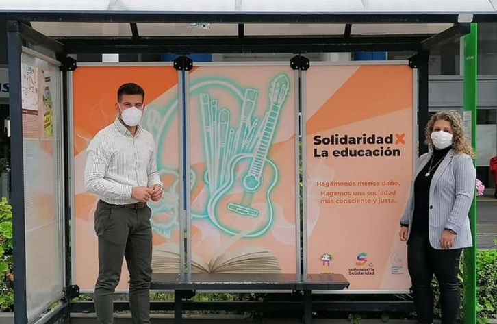 """""""Los Realejos por la solidaridad"""" aborda el derecho a la educación en una nueva fase de su campaña anual"""