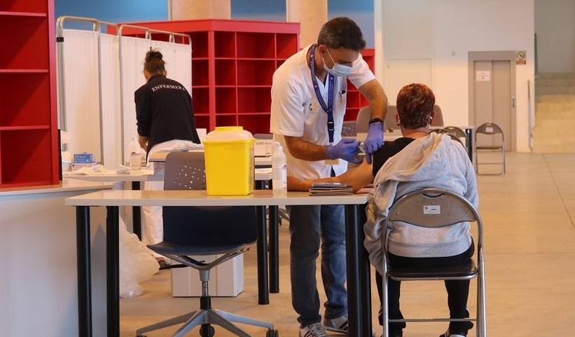 Se inicia hoy la campaña de vacunación contra la Covid19 en el Recinto Ferial de Los Realejos