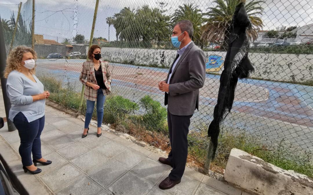 El Ayuntamiento logra hacerse con una parcela para estacionamientos y parque multifuncional en La Longuera