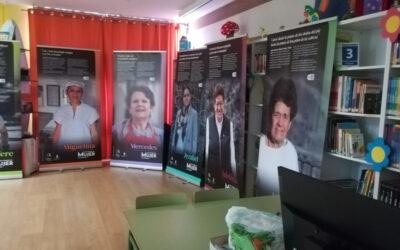 El Ayuntamiento mueve por centros educativos la exposición itinerante 'Los Realejos con nombre de Mujer'