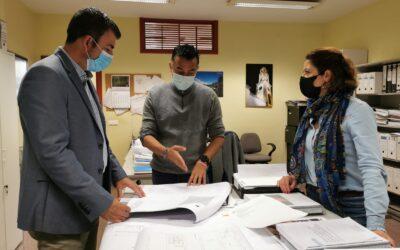 Los Realejos contrata cuatro nuevas obras por 125.936,23 euros en La Montaña, La Cruz Santa y Los Príncipes