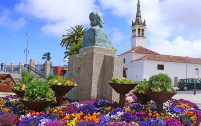 Los Realejos impulsa la jardinería floral esta primavera con 23 operarios en todos los barrios