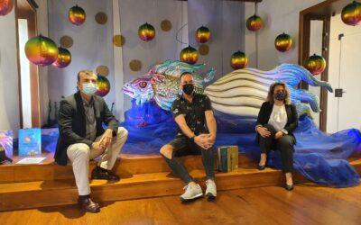 El Museo de los Cuentos toma la Casa de La Parra para un millar de escolares de Los Realejos hasta el 8 de junio