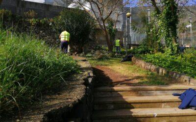 La empresa de servicios Realserv ejecuta un nuevo paquete de mejoras en vías, plazas y cementerios