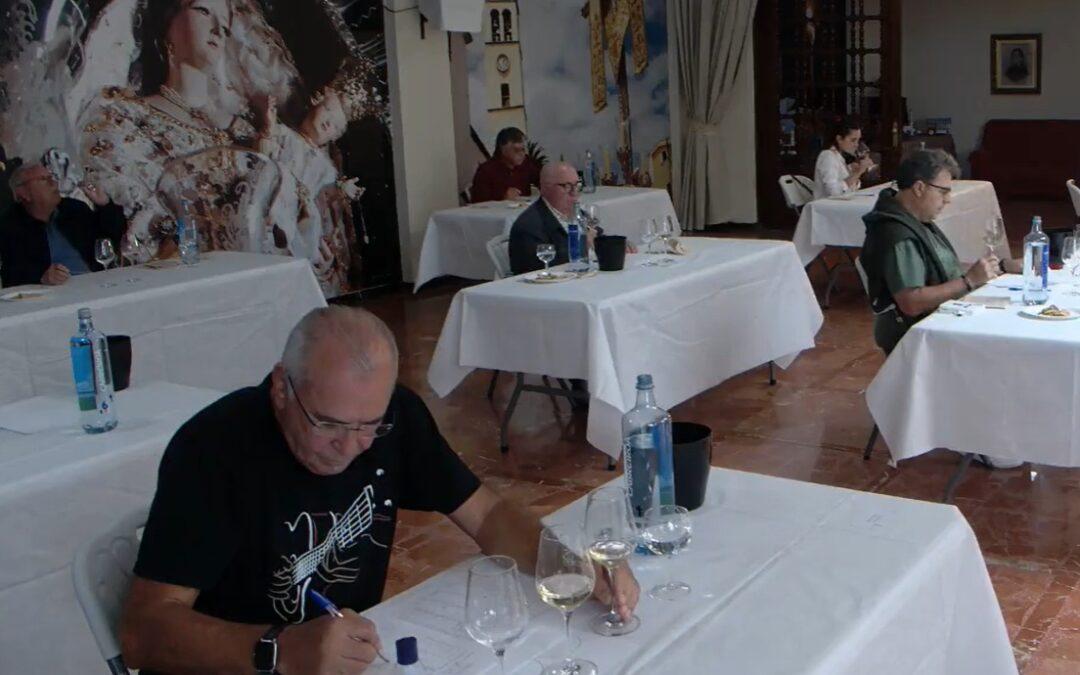 El cosechero José Luis González García obtiene el primer premio del XLII Concurso Local de Vinos Blancos