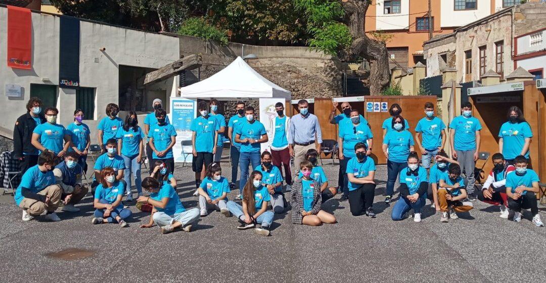 La juventud realejera sienta las bases para la participación y dinamización en los barrios