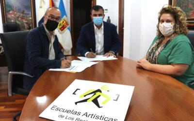 Los Realejos destina 93.000 euros para la formación en su veintena de Escuelas Artísticas