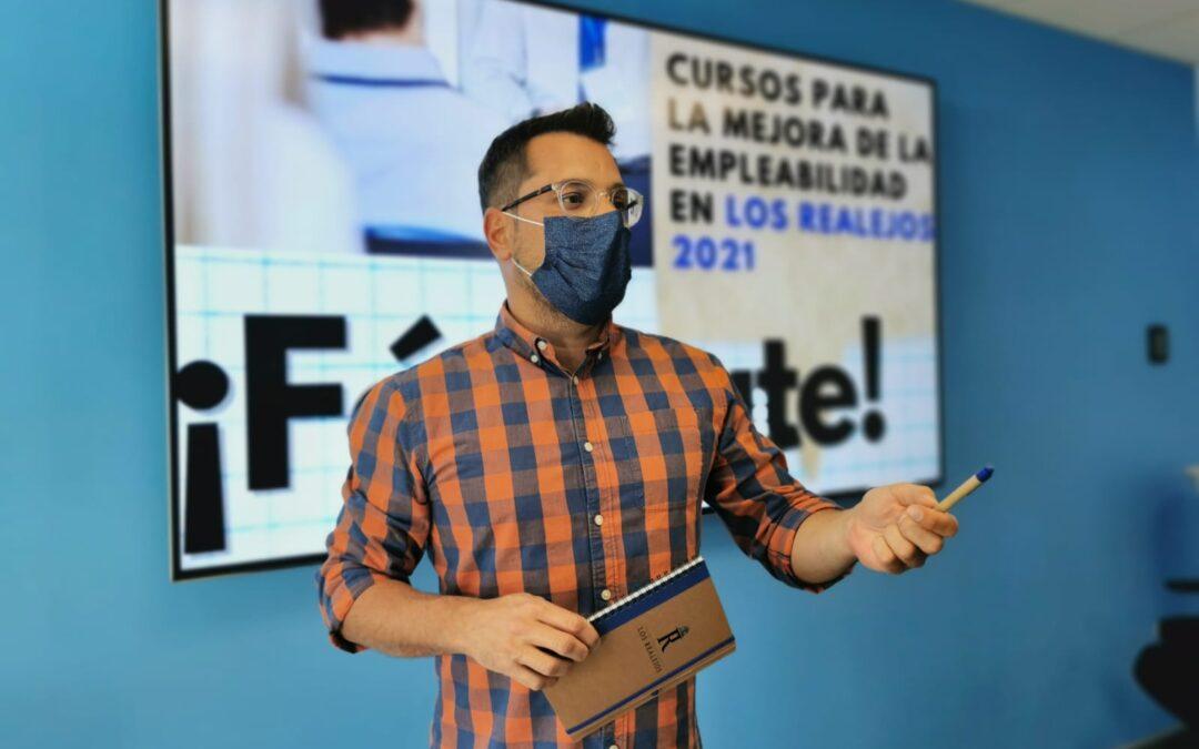 Los Realejos presenta un catálogo de 14 cursos para la mejora de la empleabilidad de más de 200 personas