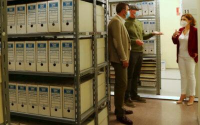 Los Realejos incorpora un nuevo archivero municipal para implantar otro modelo de gestión y custodia