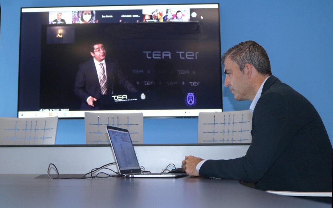 Los Realejos suscribe su adhesión al II marco estratégico insular 'Tenerife Violeta' por la igualdad