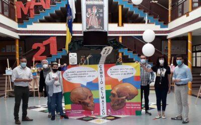 Juventud de Los Realejos inicia una campaña de concienciación sobre el cambio climático