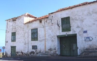 Los Realejos licita la redacción del proyecto para la rehabilitación de la Casona de La Gorvorana