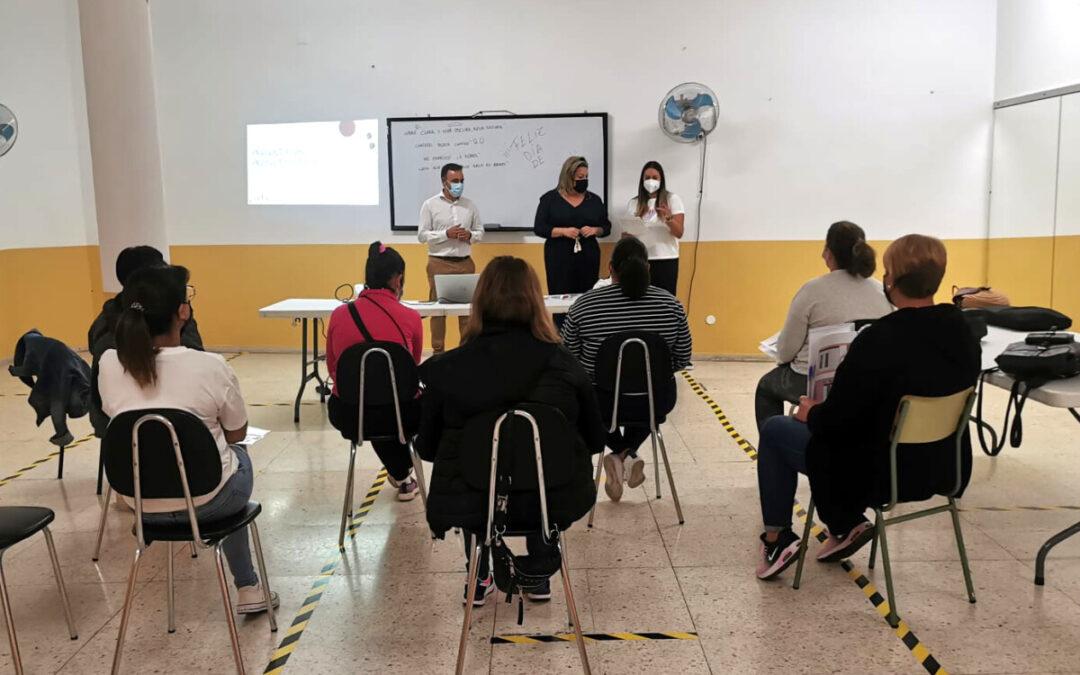 Los Realejos ofrece formación en nuevas tecnologías a mujeres del ámbito rural con el proyecto 'Paola'