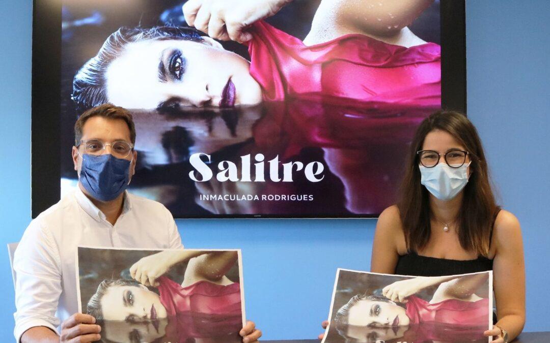 Inmaculada Rodrigues presenta «Salitre»