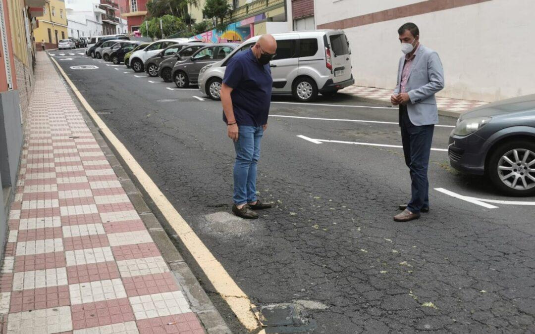 El Ayuntamiento ha iniciado el proyecto de rehabilitación de la Calle San Cayetano en La Montaña